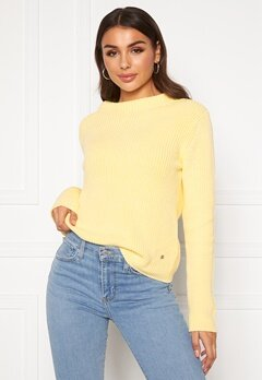 Boomerang Leona Sweater Soft Sunshine Bubbleroom.dk
