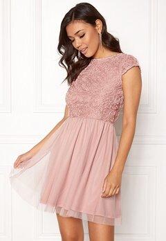 BUBBLEROOM Ayla Dress Dusty pink Bubbleroom.dk