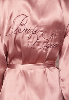 BUBBLEROOM Aylin Robe Dusty pink Bubbleroom.dk