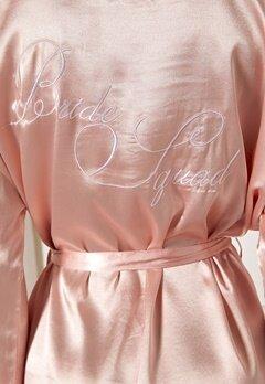 BUBBLEROOM Aylin Robe Powder pink Bubbleroom.dk