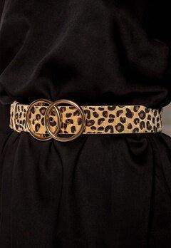 BUBBLEROOM Bree belt Leopard Bubbleroom.dk
