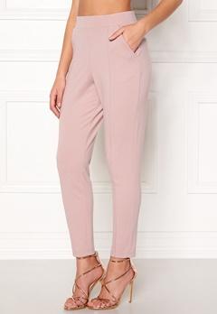 BUBBLEROOM Brienne trousers Dusty pink Bubbleroom.dk