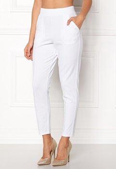 BUBBLEROOM Brienne trousers White Bubbleroom.dk