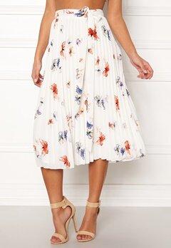 BUBBLEROOM Carolina Gynning Butterfly skirt White / Patterned Bubbleroom.dk