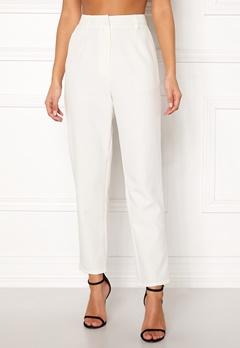 BUBBLEROOM Carolina Gynning Suit trousers  White Bubbleroom.dk