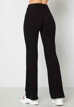 BUBBLEROOM Cozensa rib trousers Black Bubbleroom.dk