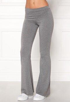 BUBBLEROOM Cozensa trousers Dark grey melange Bubbleroom.dk