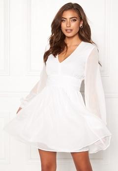 BUBBLEROOM Dahlia dress White Bubbleroom.dk