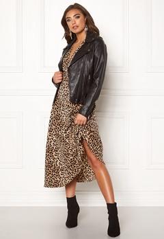BUBBLEROOM Emma dress Leopard Bubbleroom.dk