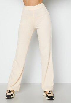 BUBBLEROOM Iliza soft trousers Cream bubbleroom.dk