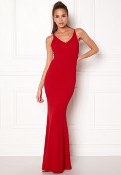 BUBBLEROOM Jaylin prom dress Red Bubbleroom.dk
