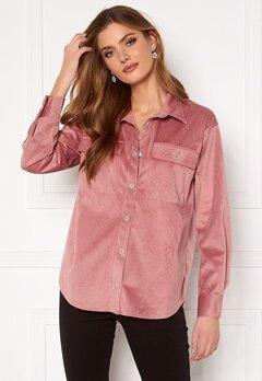 BUBBLEROOM Jila oversized shirt  Pink Bubbleroom.dk