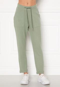 BUBBLEROOM Juno supersoft trousers Green Bubbleroom.dk