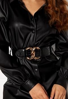BUBBLEROOM Leah belt  Black Bubbleroom.dk