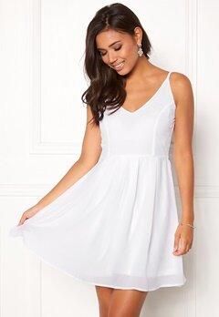 BUBBLEROOM Liana dress White Bubbleroom.dk