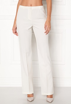 BUBBLEROOM London Suit Pants White Bubbleroom.dk