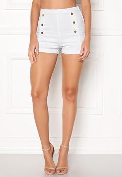 BUBBLEROOM Lora HW shorts White Bubbleroom.dk