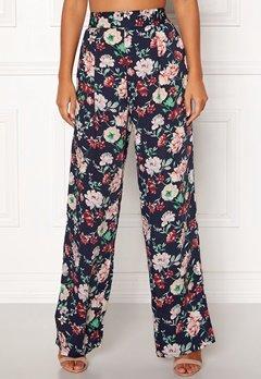 BUBBLEROOM Marianna wide trousers Floral Bubbleroom.dk