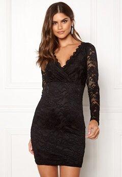 BUBBLEROOM Martha lace dress Black Bubbleroom.dk