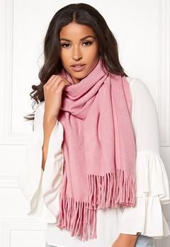 BUBBLEROOM Milla scarf Pink Bubbleroom.dk