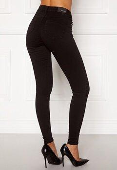 BUBBLEROOM Miranda Push-up jeans Black bubbleroom.dk