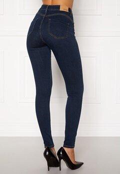 BUBBLEROOM Miranda Push-up jeans Midnight blue Bubbleroom.dk