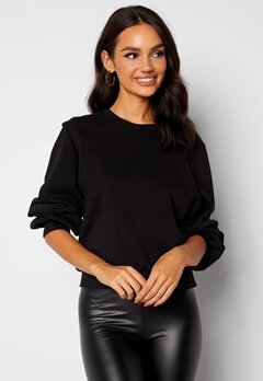 BUBBLEROOM Nilea sweatshirt  Black bubbleroom.dk