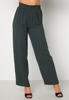 BUBBLEROOM Osita trousers Dark green Bubbleroom.dk