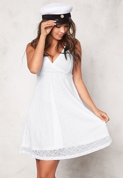 BUBBLEROOM Paris lace dress White Bubbleroom.dk