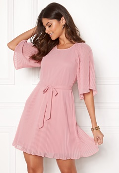 BUBBLEROOM Positano Perfection Dress Light pink Bubbleroom.dk
