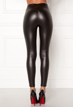 BUBBLEROOM Samara Push up Tights Black Bubbleroom.dk