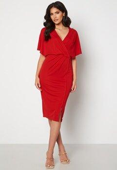 BUBBLEROOM Selena dress Red Bubbleroom.dk