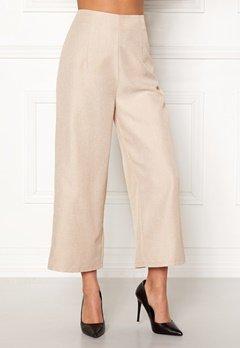 BUBBLEROOM Sofi culotte trousers Beige Bubbleroom.dk