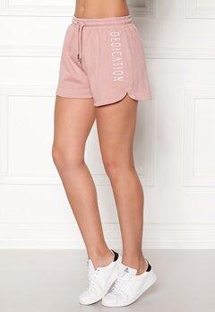 BUBBLEROOM SPORT Balance shorts Dusty pink Bubbleroom.dk