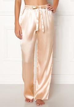 BUBBLEROOM Stephanie pyjama pants Champagne Bubbleroom.dk