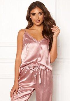 BUBBLEROOM Stephanie pyjama singlet Dusty pink Bubbleroom.dk