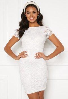 BUBBLEROOM Marjo lace dress White Bubbleroom.dk