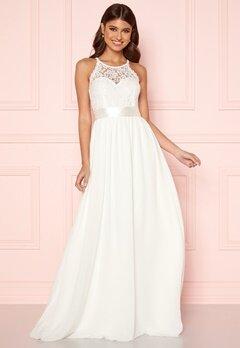 BUBBLEROOM Lovelia wedding gown White Bubbleroom.dk