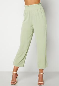 BUBBLEROOM Matilde trousers Dusty green Bubbleroom.dk
