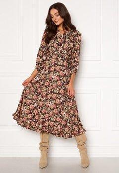 byTiMo Delicate Wrap Dress 1137- Field Bubbleroom.dk