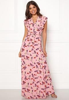byTiMo Wrap Dress 854 Bloom Bubbleroom.dk