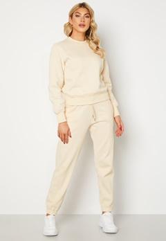 Calvin Klein Jeans Monogram Jogging Pant ACJ Muslin Bubbleroom.dk
