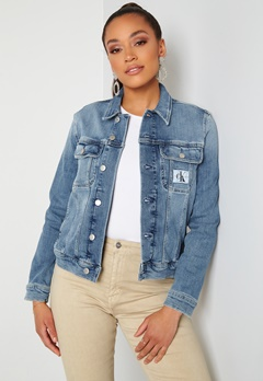Calvin Klein Jeans Regular 90's Denim Jacket Denim Light Bubbleroom.dk
