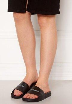 Calvin Klein Slide Sandals BEH Pvh Black Bubbleroom.dk