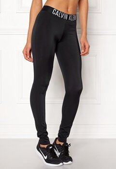Calvin Klein Waistband Legging 001 Black Bubbleroom.dk