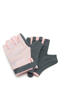 Casall Exercise Glove 307 Lucky Pink/grey Bubbleroom.dk