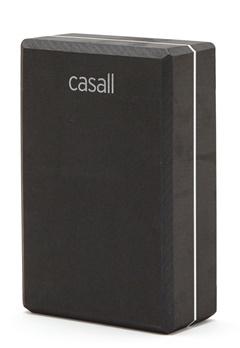 Casall Yoga Block 904 Black/White Bubbleroom.dk