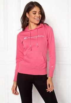 Champion Hooded Sweatshirt Camellia Rose Bubbleroom.dk