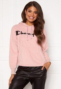 Champion Hooded Sweatshirt PS144 MSY Misty Rose Bubbleroom.dk