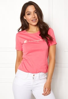 Champion T-shirt Celtics Camellia Rose Bubbleroom.dk